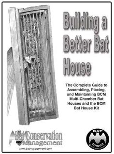 Bat house plans bca