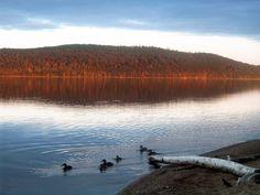Wakami Lake Provincial Park Fishing, Canada, Camping, Mountains, Park, Nature, Travel, Campsite, Naturaleza