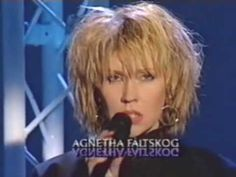 Agnetha Fältskog (ABBA) : I Stand Alone (HQ)1987
