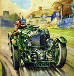 Bentley 3 Litros 1924