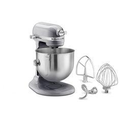 Batedeira Stand Mixer Profissional Contour Silver - KitchenAid