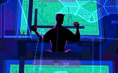 Animated Sequences from Brad Bird's 'Tomorrowland' Released Online