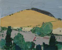 Yellow Climb by Harry Stooshinoff on Artfully Walls