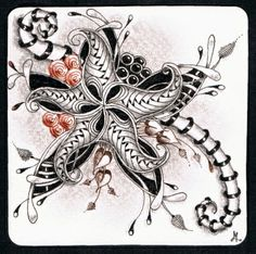 Lily's Tangles: A Creative Year - 2