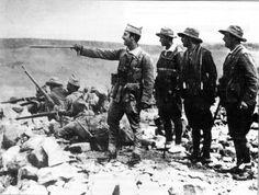 Franco legion otografía antigua (del resto de España)