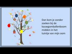 Elly & Rikkert - Kauwgomballenboom - YouTube