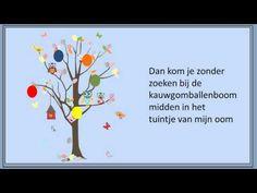 Elly & Rikkert - Kauwgomballenboom - YouTube