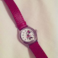 Minnie Mouse Watch from asos.com