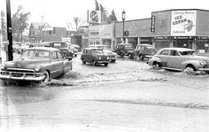 1952 flood Sherman Oaks