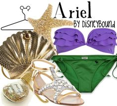 Summer time is near! Little Mermaid style... havemercyjessie