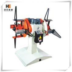 HongEr-Double Head Uncoiler Machine