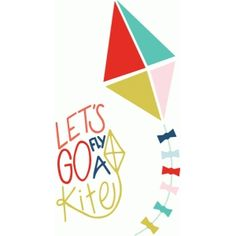 Silhouette Design Store: let's go fly a kite