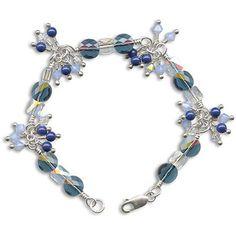 Jewelry Tutorial: Blue Skies Bracelet | Jewelry Ideas | Rings & Things