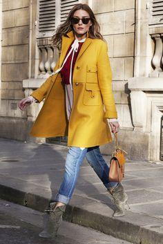 9bc92b51e19 Los 10 mejores looks de Primavera de Olivia Palermo