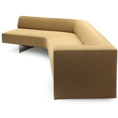 Omnibus Sectional Sofa By Vladimir Kagan   From a unique collection of antique and modern sofas at https://www.1stdibs.com/furniture/seating/sofas/