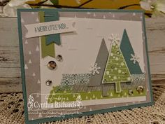 Stylin' Stampin' INKspiration: Christmas Cards