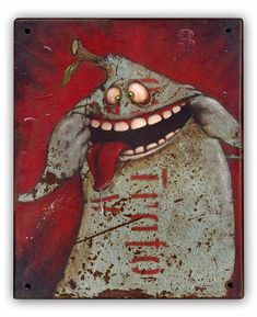 monster by Johan Potman