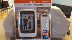 AcuRite™ Products Help Families Know the Precise Time and Temperature #Giveaway