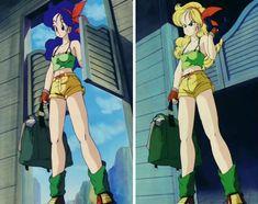 launch dbz   Launch - Dragon Ball Wiki