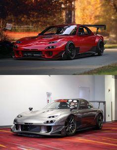 Mazda RX-7 FD Two's Company!!
