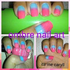 Ombre nail art Ombre Nail, Nail Art, Nails, Finger Nails, Ongles, Nail Arts, Nail Art Designs, Nail, Faded Nails