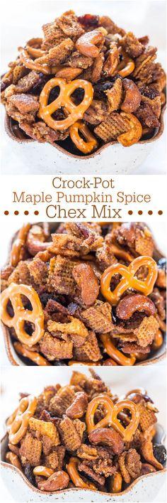 Crock-Pot Maple Pump