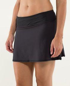 abf3959f25e70 Pace-Setter Skirt from Lulu Lemon Running Skirts, Lulu Lemon, Athletic  Outfits,
