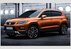Seat Ateca is the first SUV in the brand's history