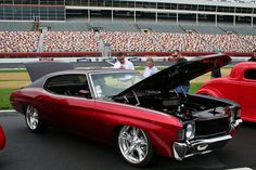 72 Chevelle most beautiful car ever