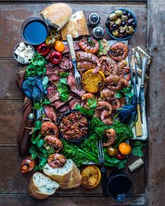 37 Ideas For Seafood Platter Presentation Appetizers 37 Ideas For Seafood Platter Presentation Appetizers Appetizers Seafood Seafood Platter, Seafood Appetizers, Meat Platter, Surf And Turf, Good Food, Yummy Food, Food Platters, Buffets, Charcuterie