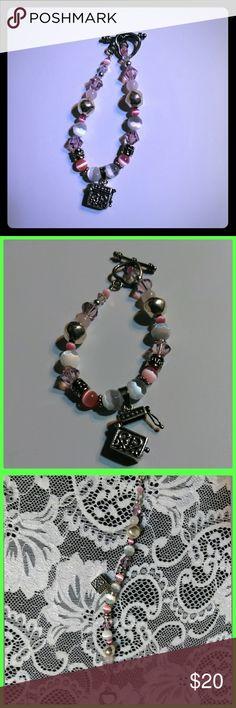 I just added this listing on Poshmark: Glass Beaded Bracelet with .925 Silver Prayer Box. #shopmycloset #poshmark #fashion #shopping #style #forsale #Jewelry