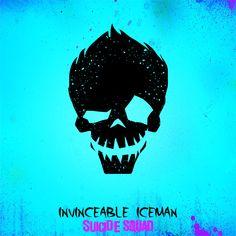 Homem de Gelo / Iceman - X-Men  Suicide Squad