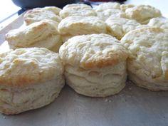 fluffy breakfast biscuits