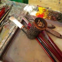 Armellini chimney handmade pipe