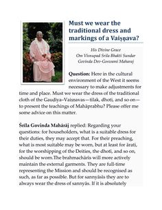 On Vaishnava Markings Divine Grace, Book Of Life, Traditional Dresses, Author, This Or That Questions, Books, How To Make, Libros, Book