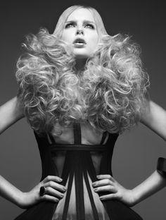 Avant Garde hair idea #1