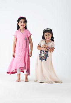 Tena Durrani Kids Wear Dresses Collection 2014 5