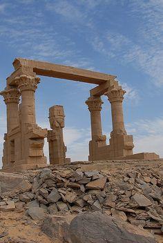 EGIPTO  Templos de Kalabsha.