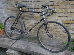Raleigh Trent Sports 1957 Vintage Bicycle Path Racer