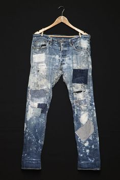 repaired denim - Google Search