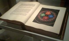 Liber Novus : The Red Book of Carl Jung ~ Source: art of the beautiful-grotesque