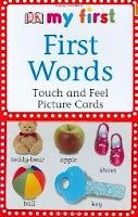My First Words Touch and Feel Picture Cards - jack boy looooves these. We've added animal cards too and he will get the transportation ones for his bday