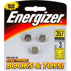 Pin by 9plr on educational ebooks pinterest pdf energizer silver oxide watchelectronic battery 357 1 pack of 3 batteries read more fandeluxe Choice Image