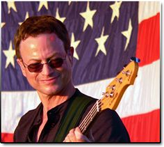 Gary Sinise's Band Donates All Earnings To The Wounded Warrior Project,