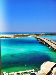 Yes, this is where the SOLARIS calls home. So blessed...The Emerald Coast, Destin Florida....:)