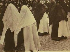 Monjas Carmelitas.