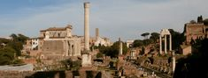 Roman Holiday Itinerary. Visit the Colosseum, the Roman Forum, the Palatine Hill. Discover gardens with wonderful views over Rome, to catch the sunset.