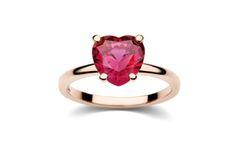 Anello DoDo in oro 9 kt e pietra sintetica collezione 100% Amore: http://www.molu.it/?p=2778