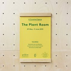 I don't know whether you've noticed but...I'm doing a thing! It's called The Plant Room (@theplantroom) and the @thearchipelago and I have put our hearts and souls into making it brilliant. It's all coming together now with just a week before the opening. If you're in Leeds please pop down! If you're not in Leeds, you can follow us on Instagram and Twitter for updates and sneak peaks! I am very proud. ☺️