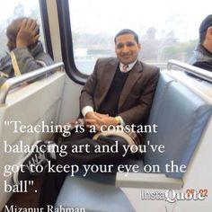 Mizan's quote